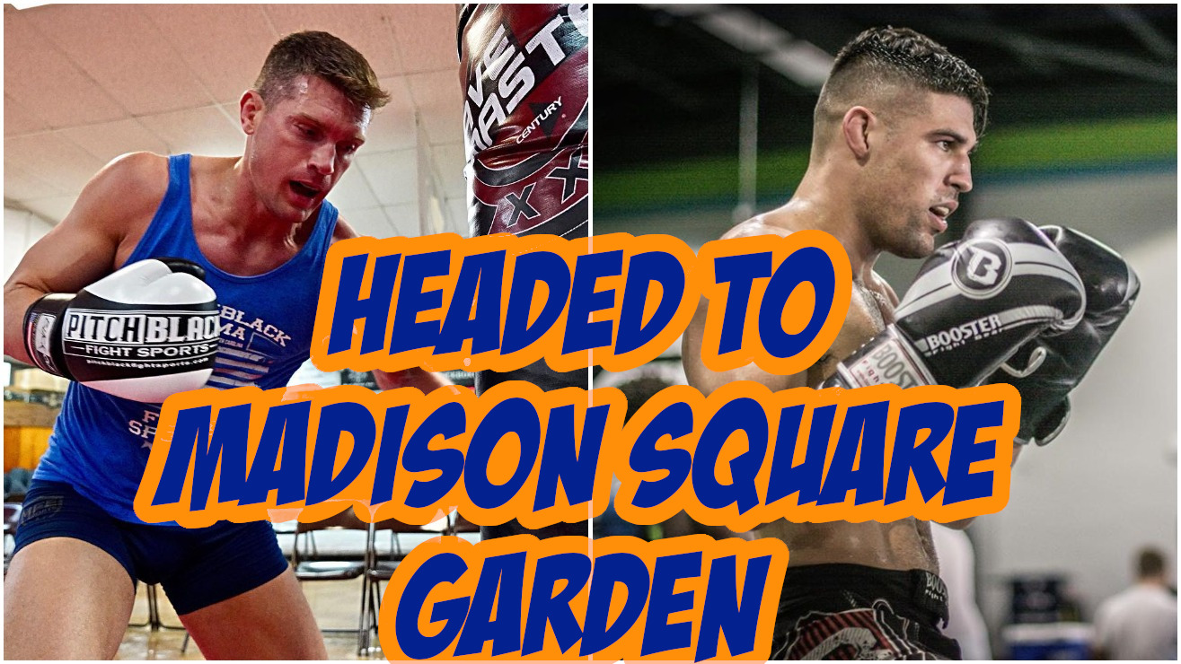 Wonderboy Returns to Face Vicente Luque at UFC 244