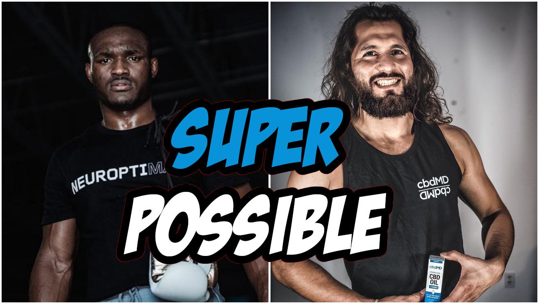 Kamaru Usman vs Jorge Masvidal A Possibility For UFC 244