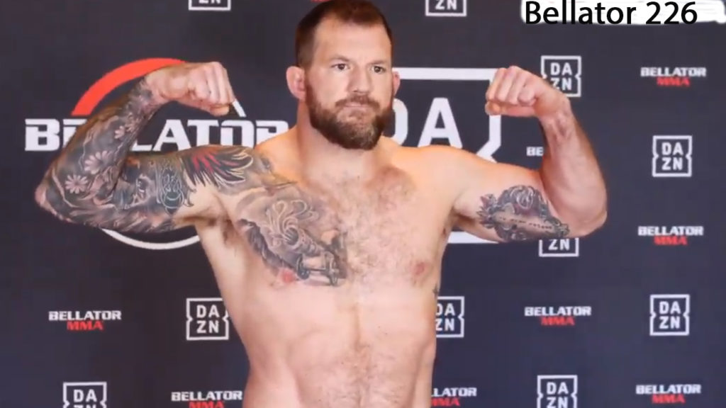 Video: Bellator 226 'Bader vs. Kongo' Official Weigh-In Results