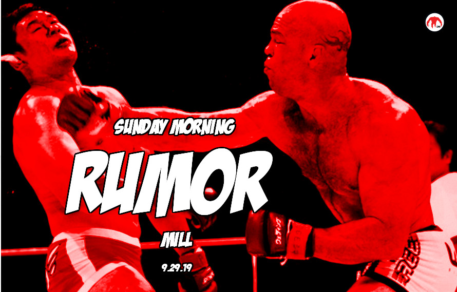 Possible Wandy opponents, Cat to Bellator, & more in the Sunday Morning Rumor Mill