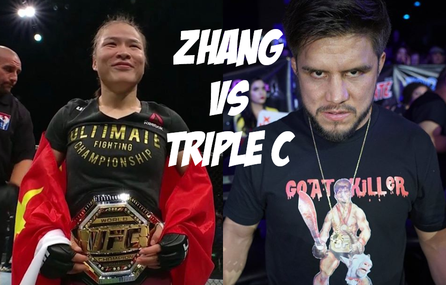 Weili Zhang Blasts Henry Cejudo, Tells Him To 'Get A Sex Change!'