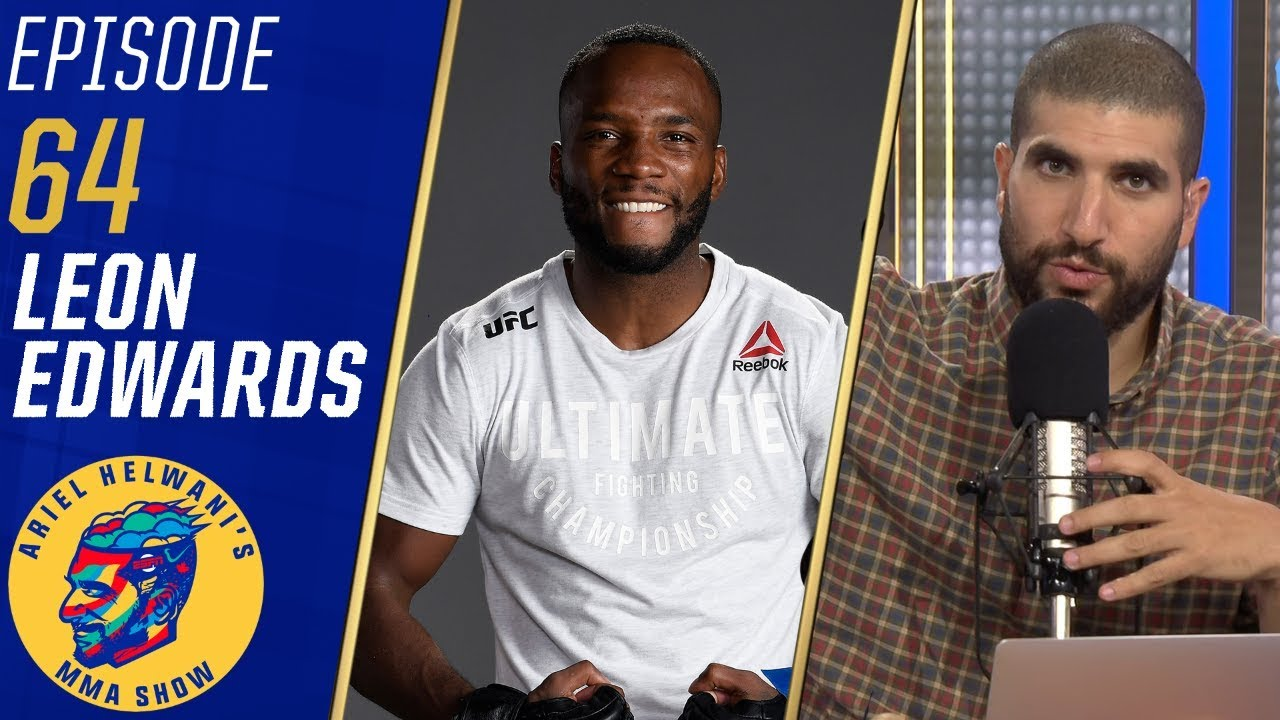 Leon Edwards Wants Title Shot Against Kamaru Usman at UFC 245