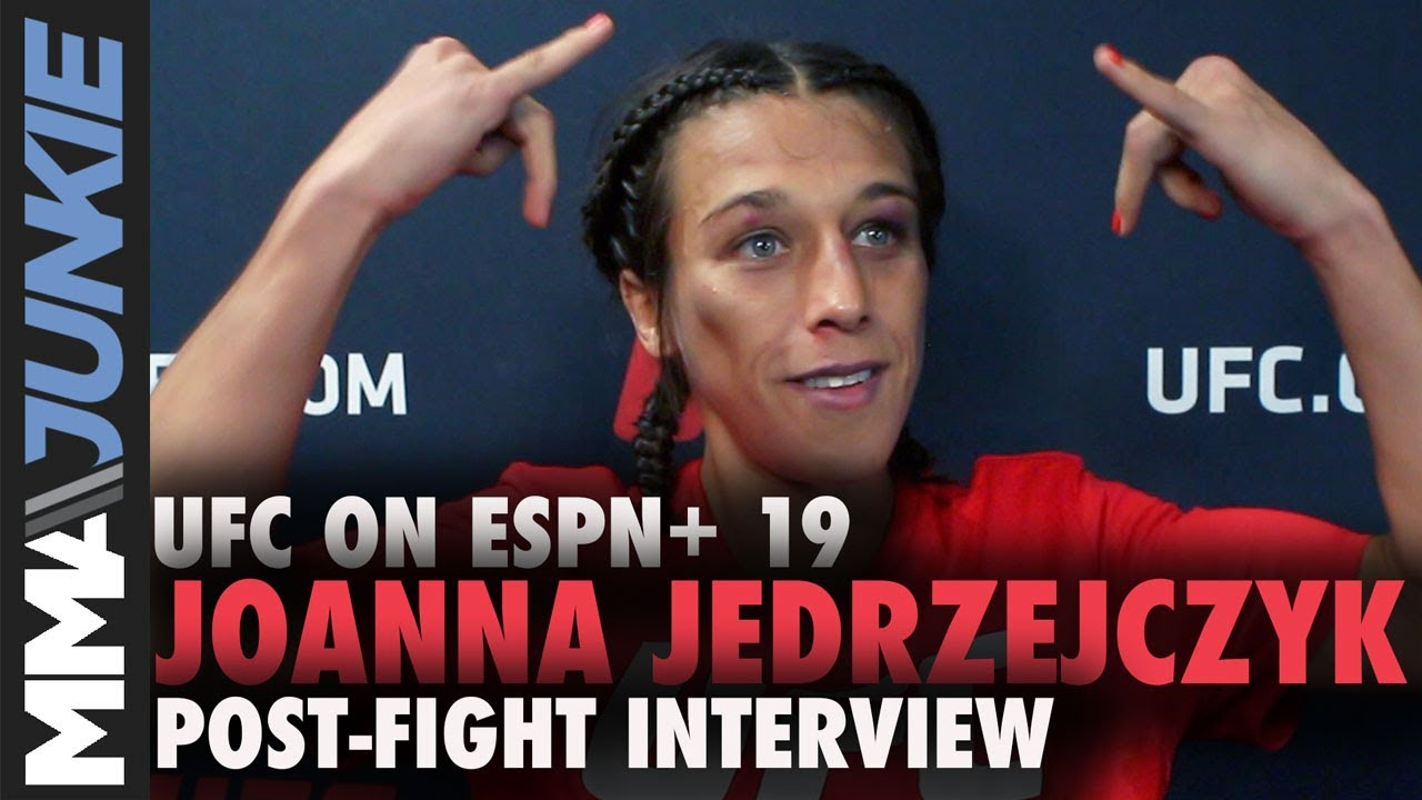 Joanna's Vintage Performance Results in Broken Foot, Wants Zhang in Poland Next – MiddleEasy.com