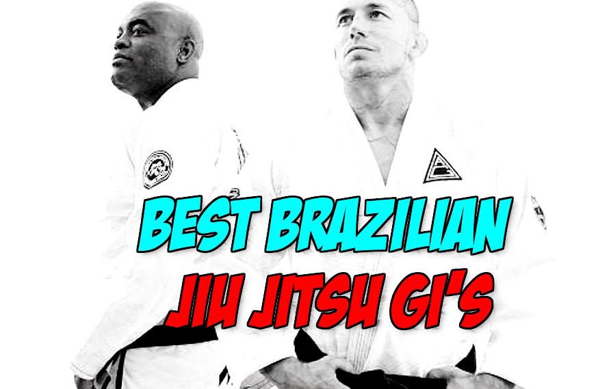 Best Brazilian Jiu Jitsu Gi's