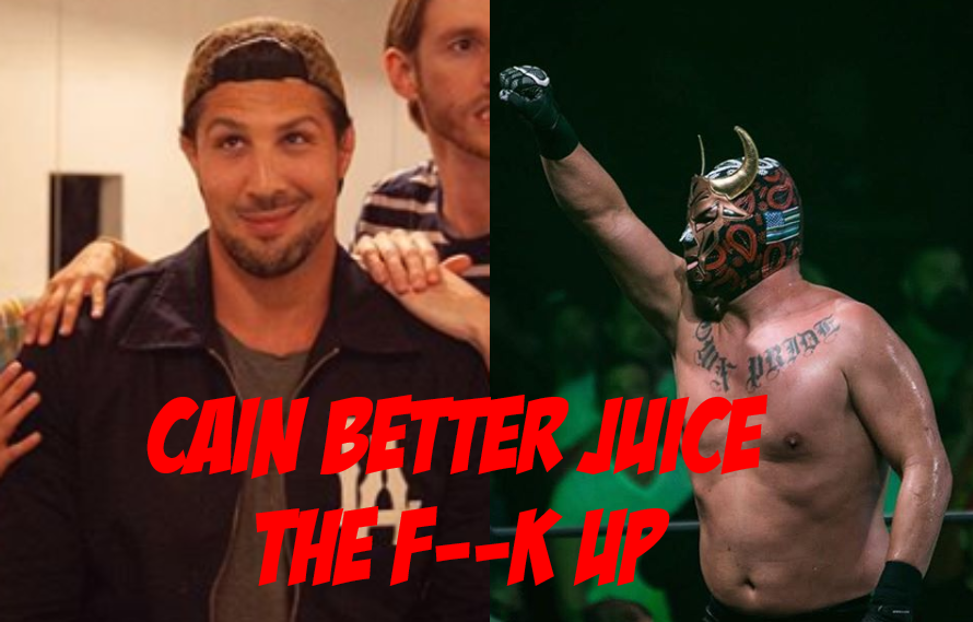 Brendan Schaub To Cain Velasquez: 'If You're Doing WWE, Juice The F–k Up'