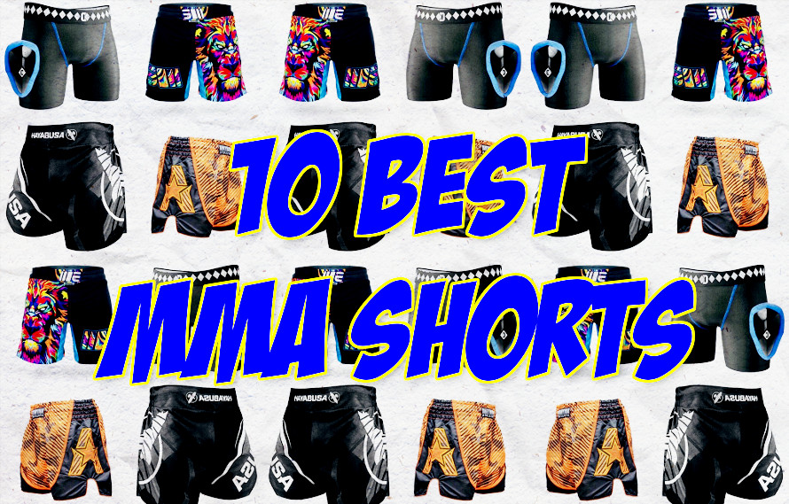 10 Best MMA Shorts Review And Buyers Guide 2020