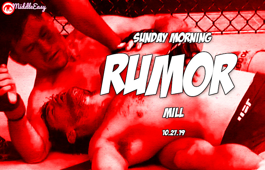 Askren retirement, Conor's next fight, and more in the Sunday Morning Rumor Mill