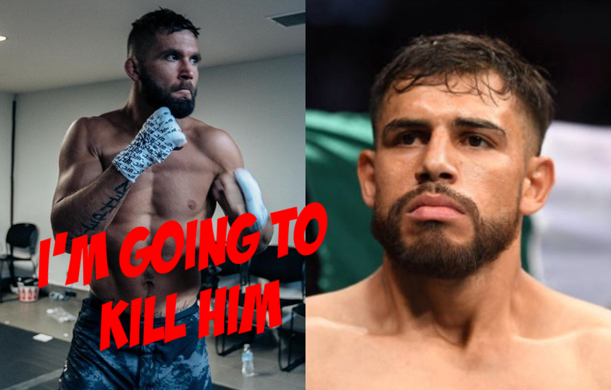 Jeremy Stephens: 'If Yair Don't Die, It Don't Count' – MiddleEasy.com