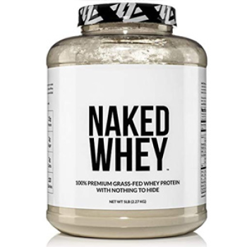 Naked Whey 100 Grass Fed Whey Protein