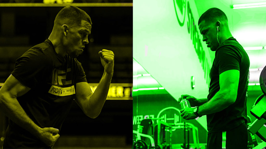 Nate Diaz Cleared By USADA, He'll Fight Masvidal At UFC 244!