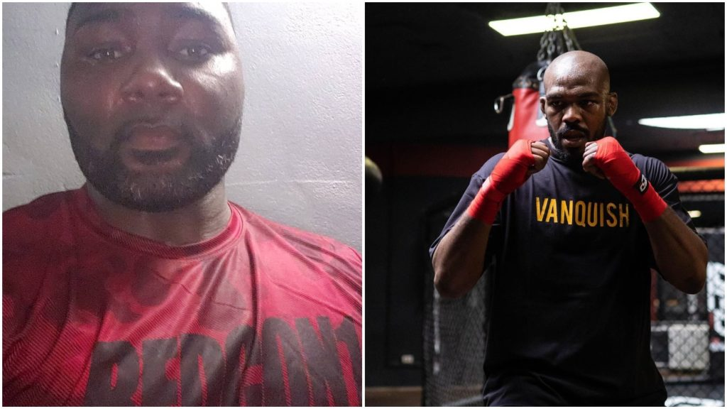 "Anthony ""Rumble"" Johnson Would Make 205lbs to Face Jon Jones"