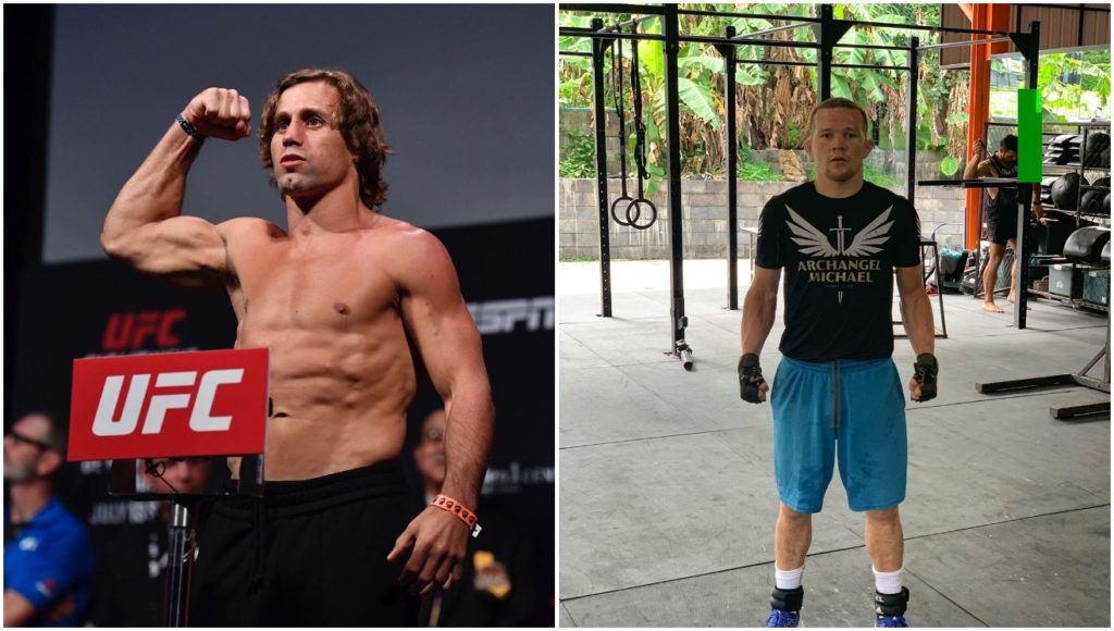 Urijah Faber Slated Against Petr Yan at UFC 245