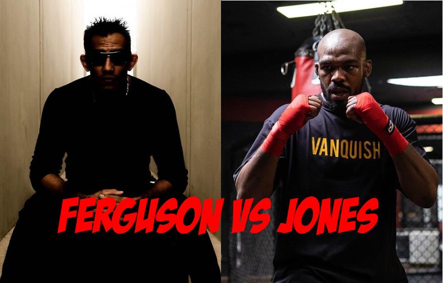 Tony Ferguson Implies He Beat Jon Jones In College Wrestling