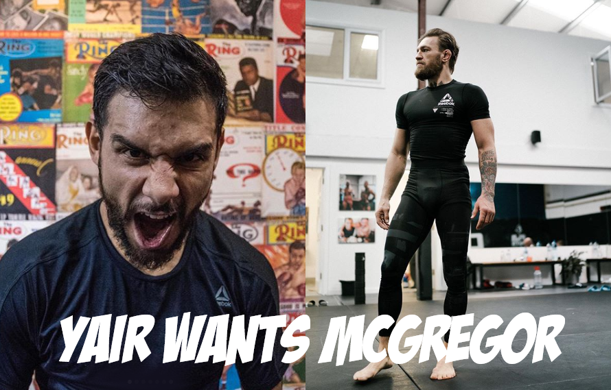 Yair Rodriguez Has Unique Callout of Conor McGregor