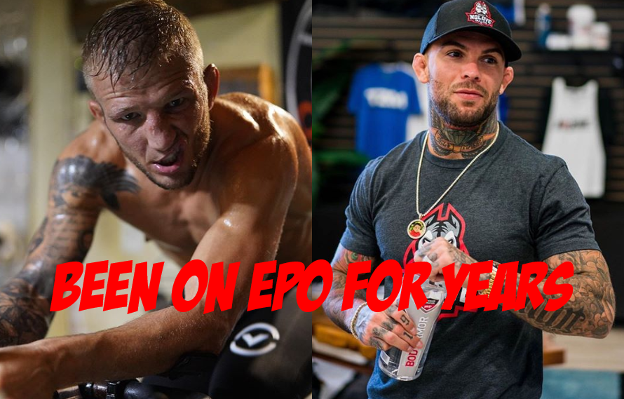 Cody Garbrandt Blasts 'Coward' TJ Dillashaw For Being 'On EPO For Years'