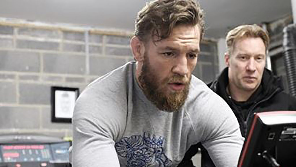 (Photo) Conor McGregor Is Looking Buff Ahead Of UFC 246