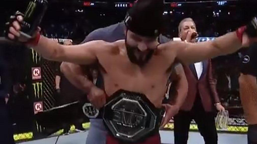 UFC 244: Pros React To Jorge Masvidal's TKO Win Over Nate Diaz