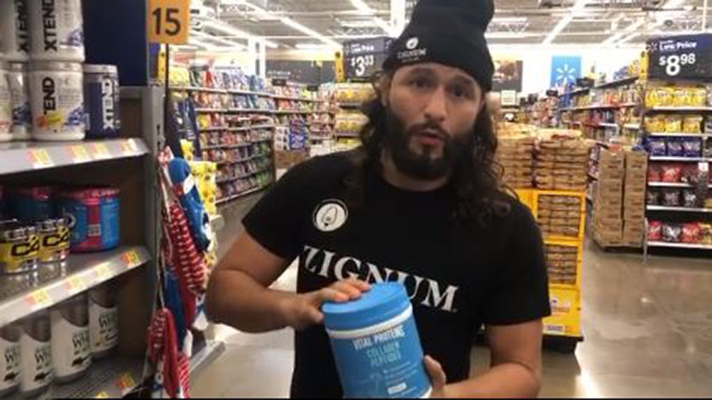 Jorge Masvidal Claims He Was Invited To Visit White House By USA President