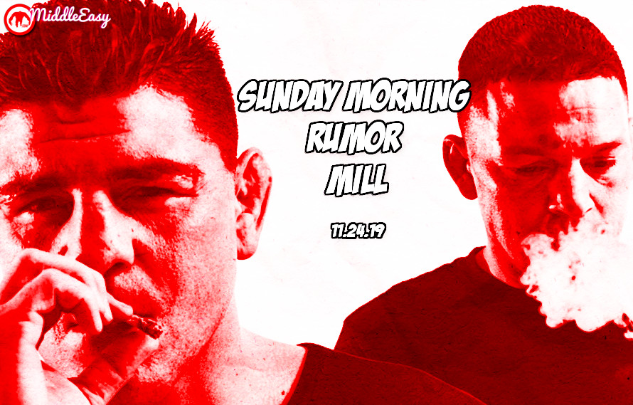 Diaz return, MVP contract, & more in the Sunday Morning Rumor Mill