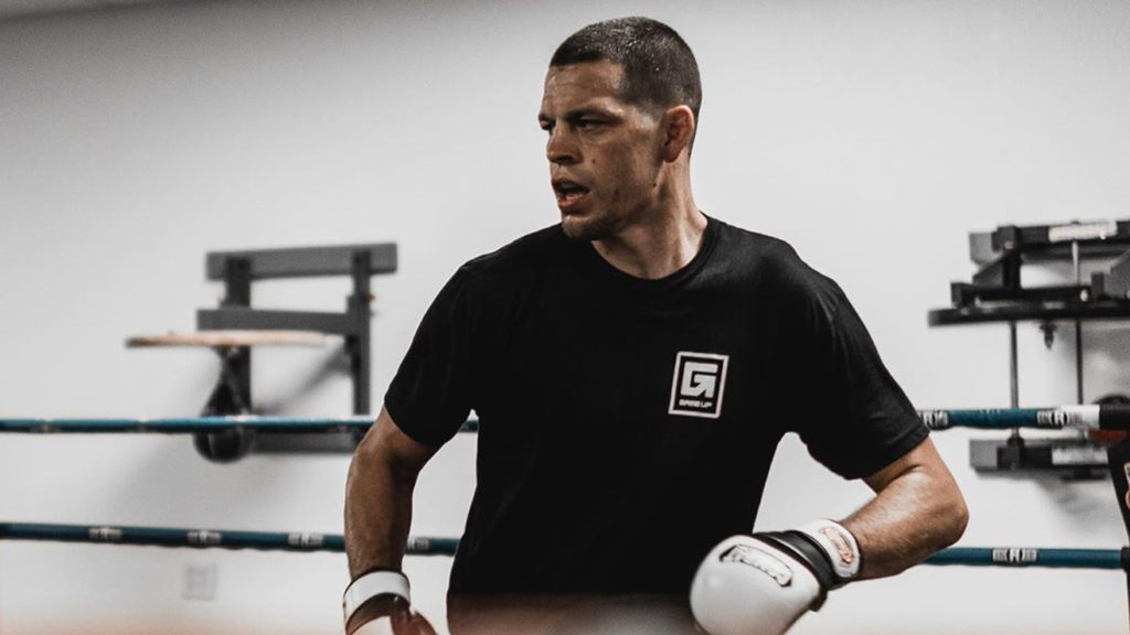 What is next for Nate Diaz?
