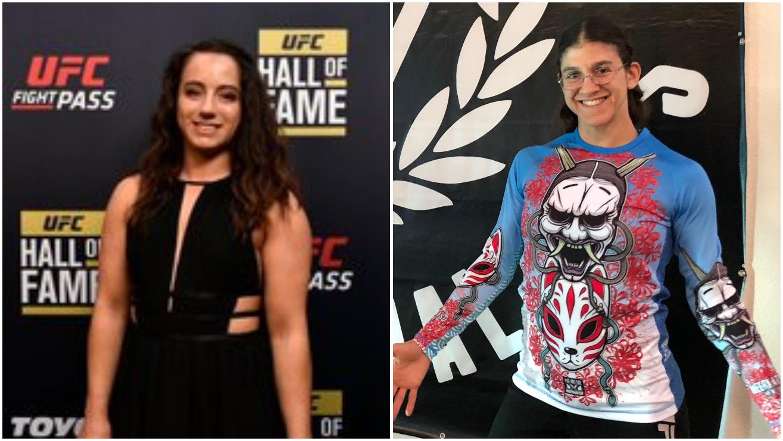 Maycee Barber vs Roxanne Modafferi Rumored for UFC 246