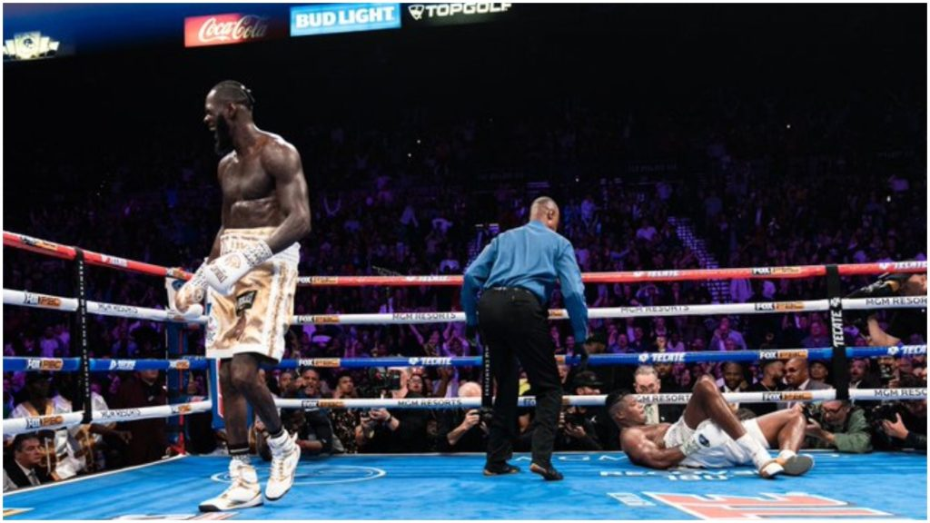 Deontay Wilder Wants Fury Rematch, Ruiz After for Unification Bout