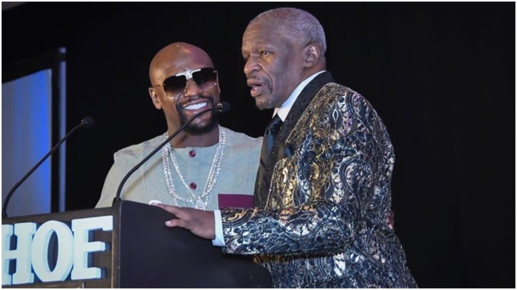 "Floyd Mayweather Sr: ""I'll Whoop Dana White's A**"" If Floyd Jr Takes UFC Fight"