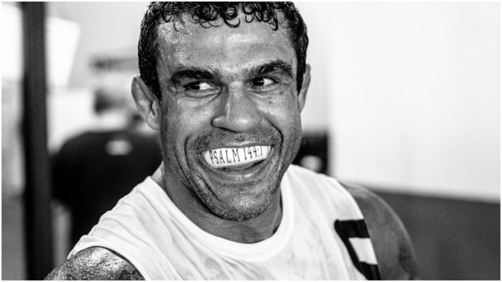(Video) Vitor Belfort is RIPPED Once Again Like His Prime