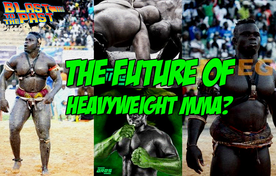 This Senegalese Wrestling Champion Makes His MMA Debut On Saturday