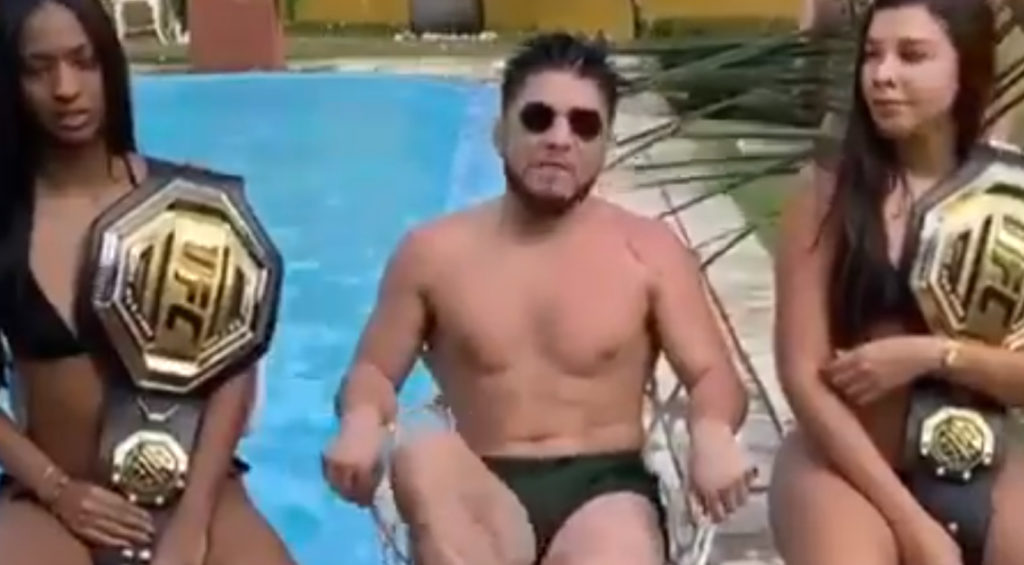 Henry Cejudo Calls For A Fight With Jose Aldo In Recent Video