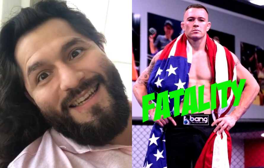 Jorge Masvidal Absolutely Annihilates Colby Covington With Verbal Onslaught
