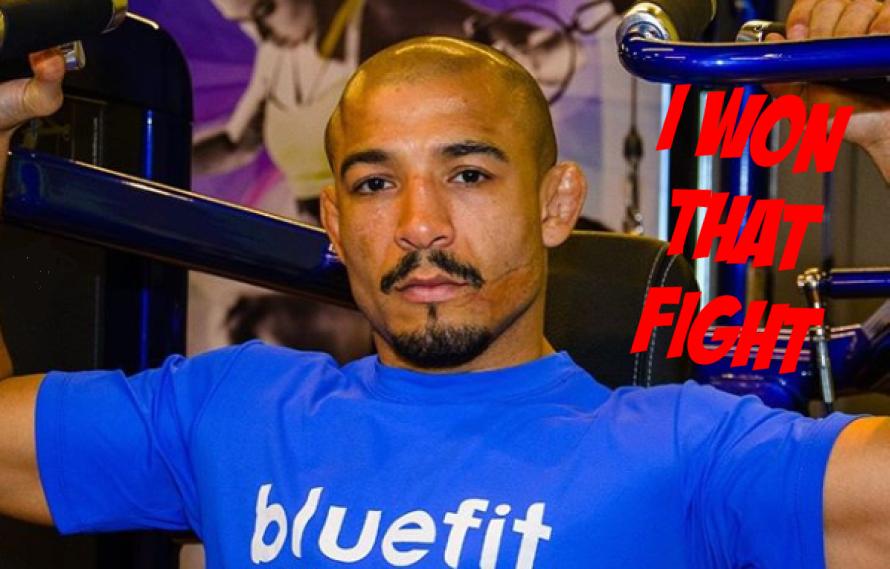 Jose Aldo: 'I Dominated' Marlon Moraes At UFC 245, Wants Henry Cejudo