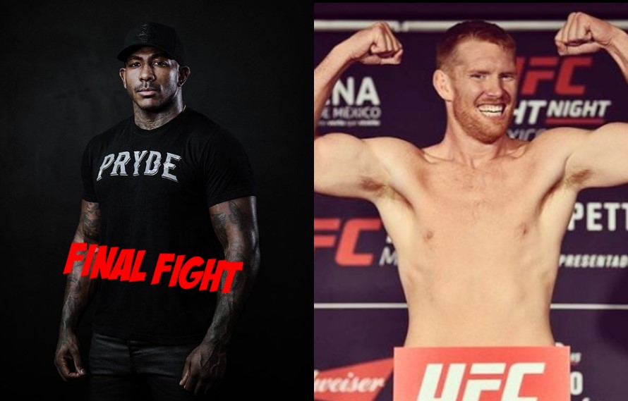 Khalil Rountree To Fight Sam Alvey In 'Last Fight' In Columbus