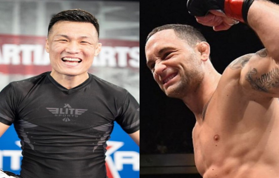 Frankie Edgar Expected To Face The Korean Zombie On Short Notice