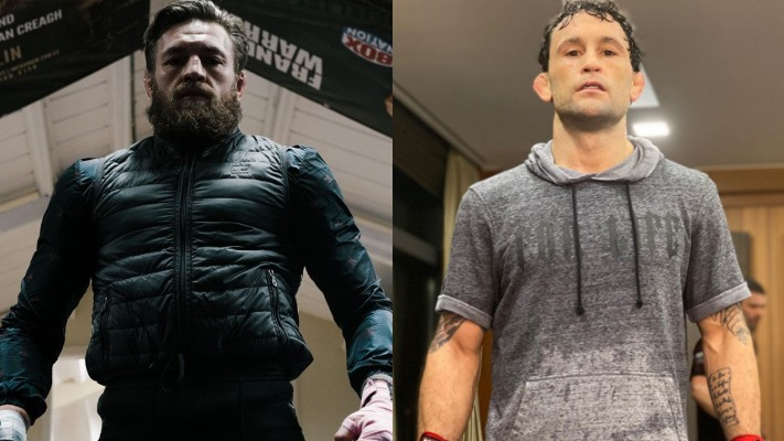 Conor McGregor Offers Words Of Encouragement To Frankie Edgar Following UFC Busan Loss
