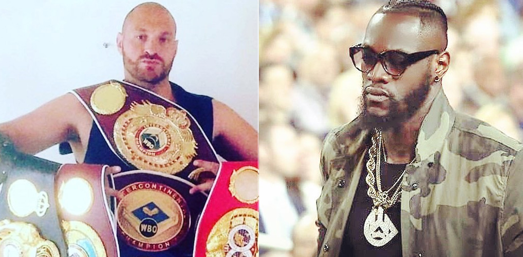 Deontay Wilder and Tyson Fury II Scheduled For February 22
