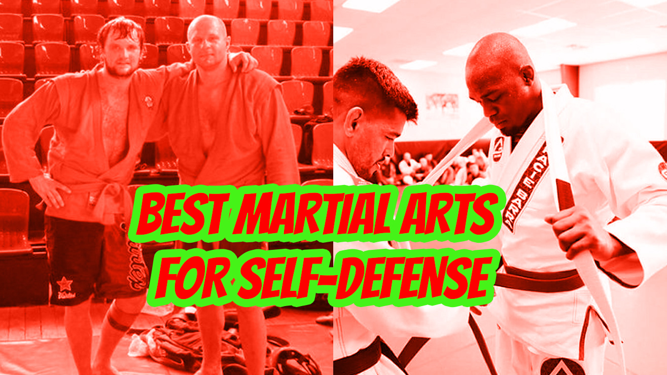 The 7 Best Martial Arts For Self-Defense