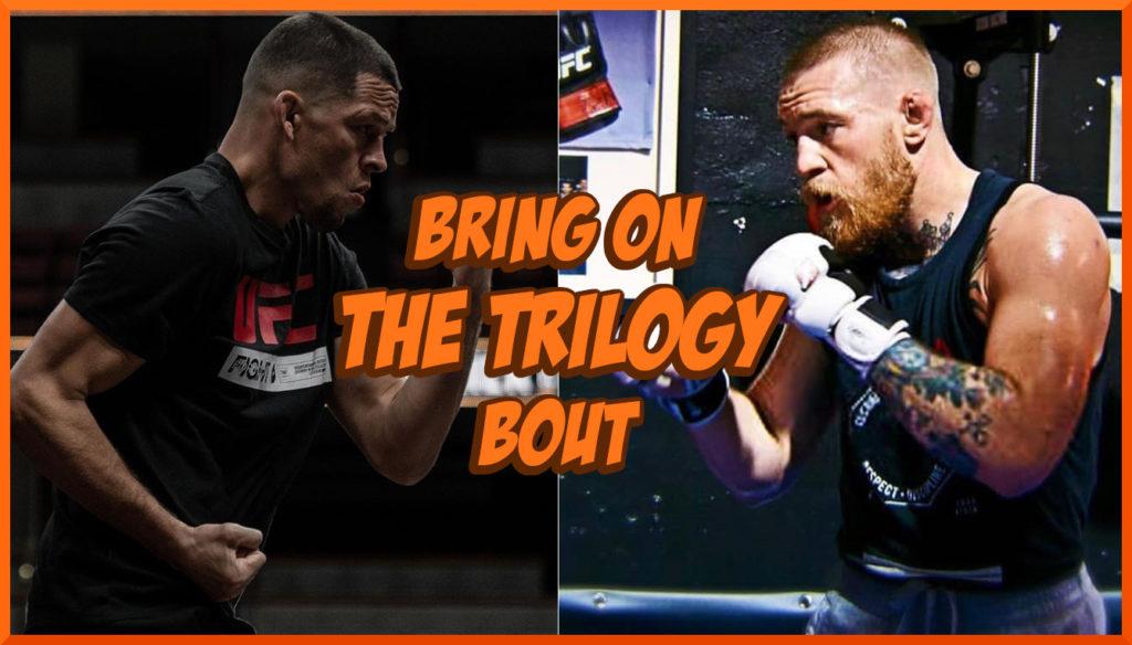 Michael Bisping Predicts McGregor vs Diaz Trilogy Bout