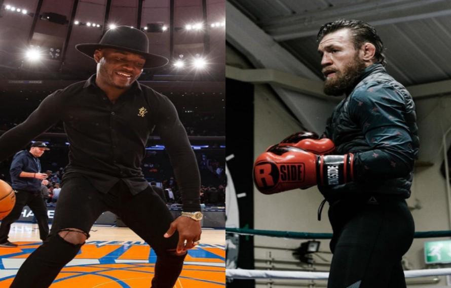 """Kamaru Usman Warns That He Would """"Hurt McGregor Really, Really Bad"""""""