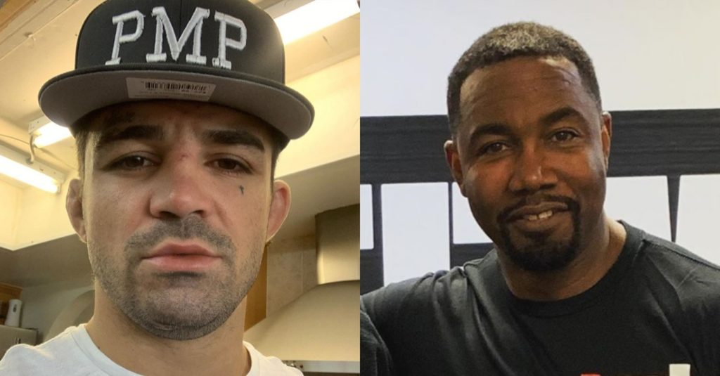 Michael Jai White Hits Back At Mike Perry