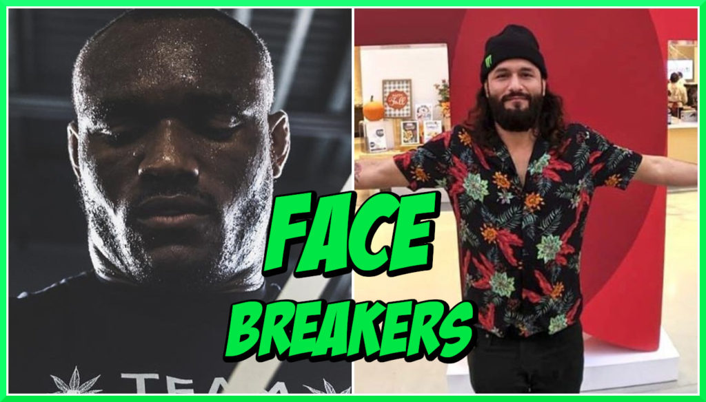 "Kamaru Usman Breaks Faces and Jorge Masvidal Wants to ""F**k Him UP"""