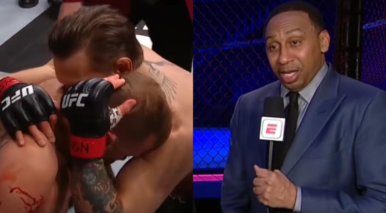 Stephen A. Smith Unloads On Donald Cerrone's UFC 246 Performance