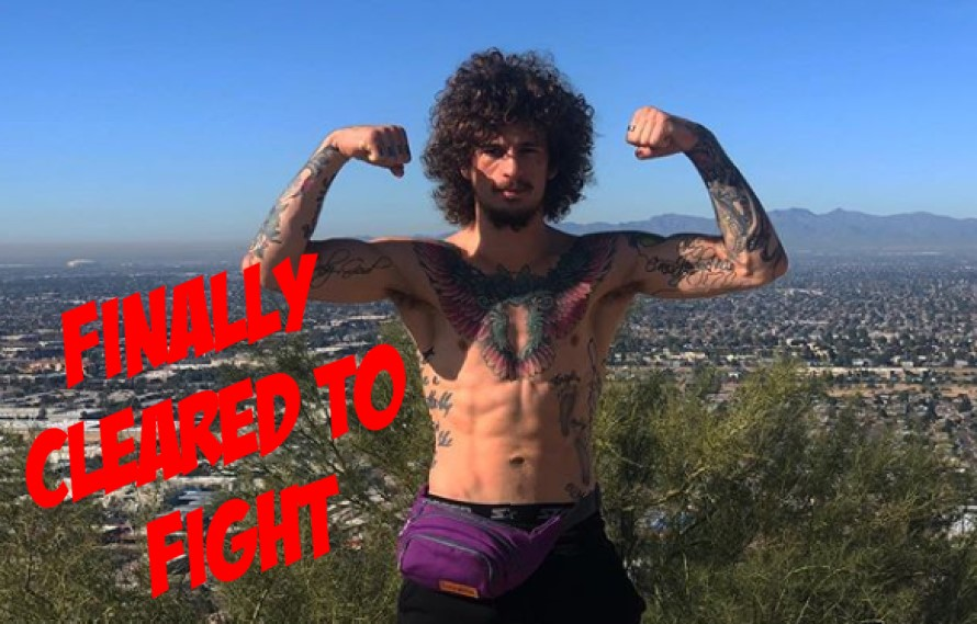 Sean O'Malley FINALLY Cleared Up Drug Issues, Cleared To Compete At UFC 248