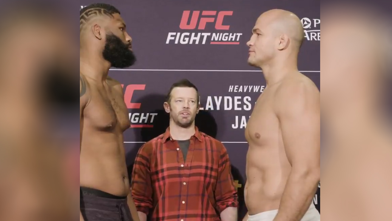 How To Watch UFC Fight Night 166 'Blaydes vs. Dos Santos': Full Fight Card, Start Time & Results