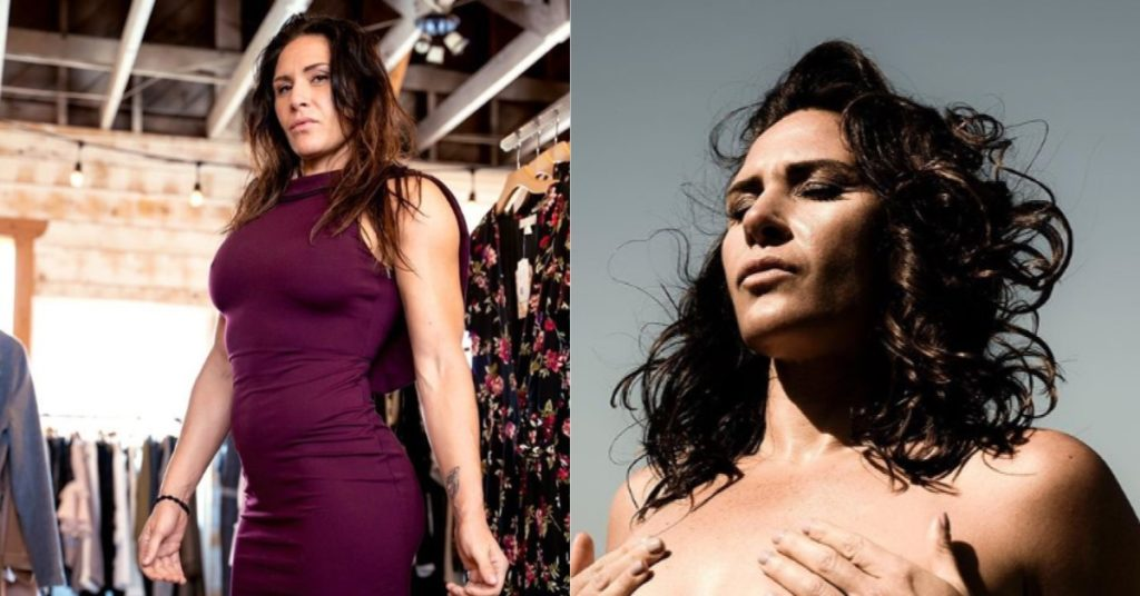 Cat Zingano Removes Breast Implants Following Extreme Sickness, Shows Off Scars