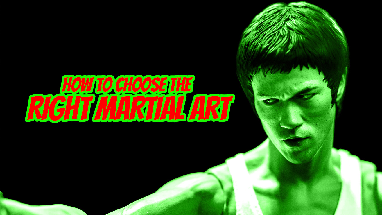 How To Choose The Right Martial Art? – MiddleEasy.com