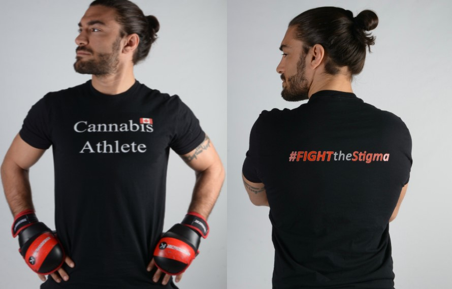 Elias Theodorou Becomes First MMA Fighter With TUE For Marijuana
