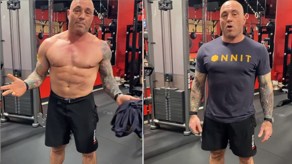 Joe Rogan Reveals Body Transformation Following Carnivore Diet