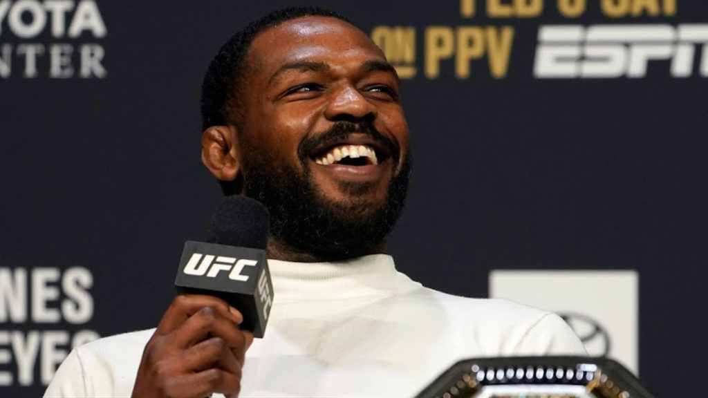UFC 247 Post Fight Press Conference (Live Video)