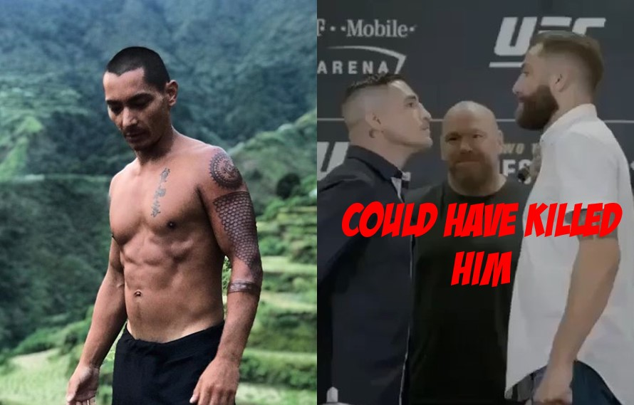 Joshua Fabia Warned Nevada Athletic Commission That Diego Sanchez Could Kill Michael Chiesa